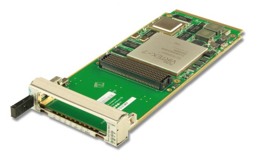 AMC515 - AMC FPGA Carrier for FMC, Virtex-7