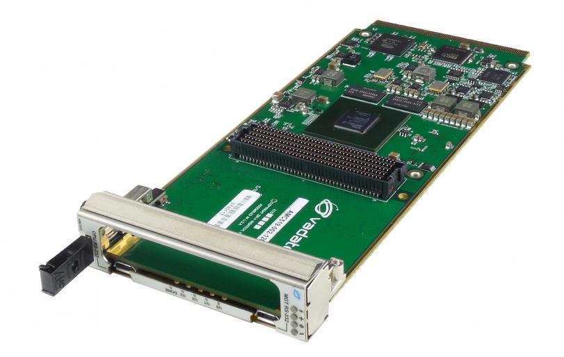 AMC519 - Artix 7, FPGA Carrier FMC, re-configurable FPGA