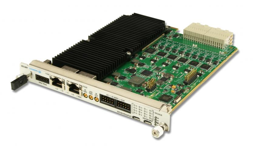 AMC520 - AMC 10-channel ADC, MicroTCA.4