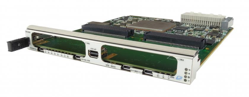 AMC580 – Zynq UltraScale+ FPGA Dual FMC Carrier, AMC