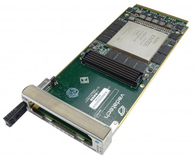 AMC592 - Kintex UltraScale FPGA Carrier for FMC, AMC