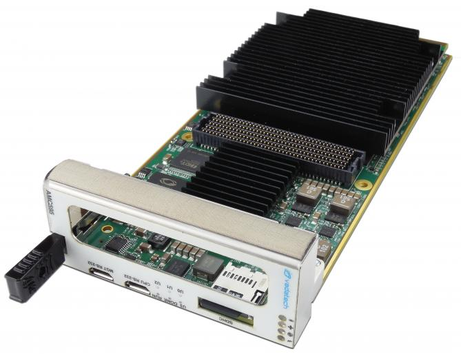 AMC595 - Virtex-7 UltraScale™ XCVU440 FPGA Carrier for FMC with P2040