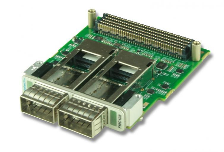 VPX592 - FPGA/FMC Carrier, Kintex UltraScale™, 3U VPX