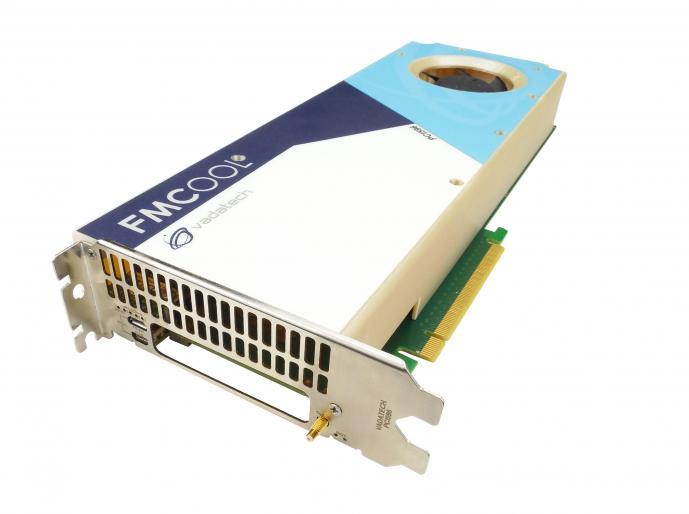 PCIe FPGA Carrier for FMC+, VU13P UltraScale+TM