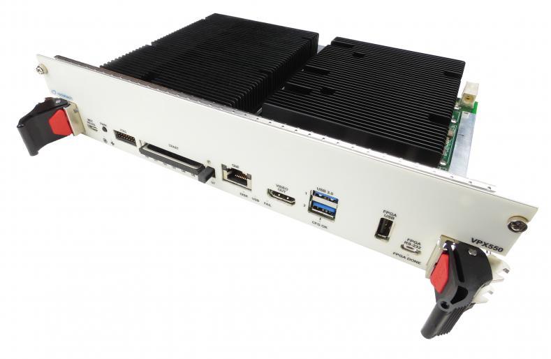 Kintex UltraScale™ with COM Express, 6U VPX U