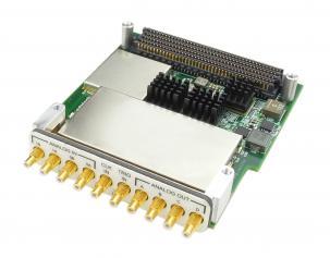 FMC231 - FMC Quad ADC 16-bit @ 1 GSPS and Quad DAC 16-bit