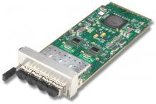 AMC205 - AMC Four Port GbE Module, SFP