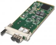 AMC208 - AMC Dual Port 100-BaseFX Ethernet
