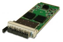 AMC231 - Quad-Port 10GbE with SFP+, AMC