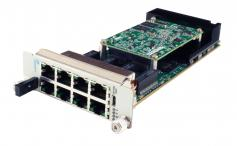 AMC249 - 12 Port Managed Layer 2 or 3 GbE Switch, AMC