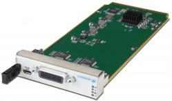 AMC348 - AMC Dual Channel DVI/VGA Graphics, Economic