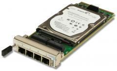 "AMC610 - AMC 4 Port Gigabit Ethernet with 2.5"" Disk"