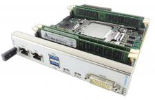 AMC750 - Processor AMC, Intel® Xeon E5-2648L v4, PCIe Gen3 with PinoutPlus™