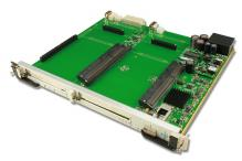ATC118 - ATCA Carrier for Two PCI-X Modules