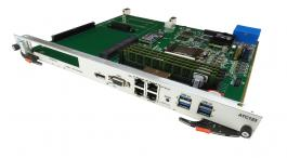 ATC123 - PCIe Gen 3 ATCA Carrier with Low-Power Xeon E3