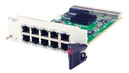 CP219 - 12 Port cPCI Managed Layer Two Switch