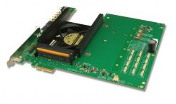 PCI101 - PCIe Carrier for AMC Modules
