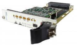 VPX589 - Dual ADC @ 6.4 GSPS and Dual DAC @ 12 GSPS, Virtex UltraScale+™, 3U VPX