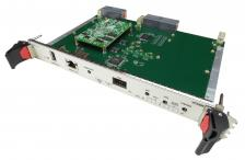 VPX980 - Chassis Manager with JTAG Switch Module (JSM), 6U VPX