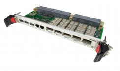 VRT550B - Rear Transition Module with QSFP+ and I/O Expansion for 6U VPX