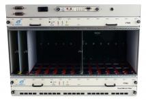 VT892 - 7U uTCA Chassis, 12 AMC, Bottom to Top Cooling