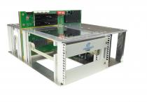 VTX982 - One Slot 3U VPX Benchtop Development Chassis with RTM (P2 with VITA 67.2)